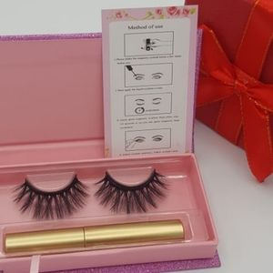 Other - Reusable Magnetic Eyelashes #A06 (1 Pair)